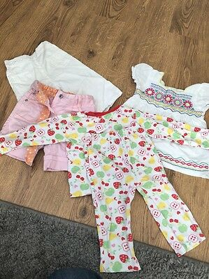 Girls 18-24 Months Clothing And Bedtime Bundle (4 Pieces)