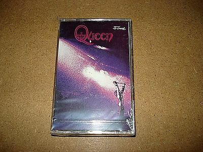 Queen - Same / MC Kassette / OVP, Sealed / First Self Titled s/t / Cassette Tape