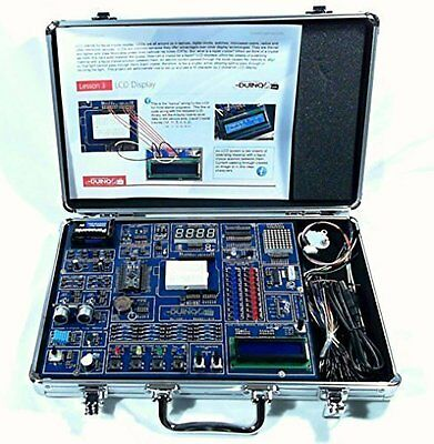 DuinoKit Essentials & Accessory Pack Arduino Based Discovery System