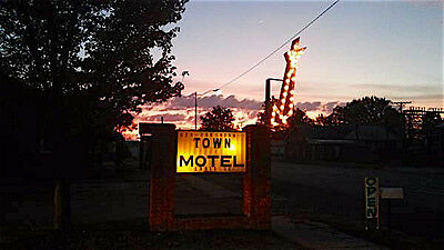 Small Kansas Motel with Owner's House - $69,000 Negotiable - Possible Financing!