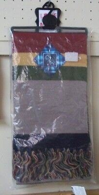 Doctor Who 4th Doctor Deluxe Scarf 12' New