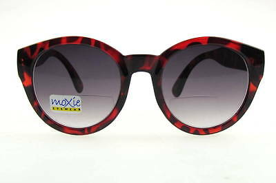 BIFOCAL SUNGLASSES Women's Almost Invisible BIFOCAL INNER moXie NWT 150~250 NEW!