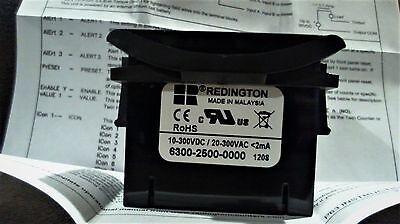REDINGTON Model 63 Electronic LCD Counter RoHS 6300-2500, (1) 2PPW5 **NEW**