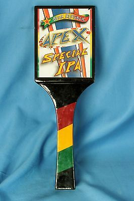 Wrought Iron Napa Smith Pilsner tap handle beer bar pub Sonoma County