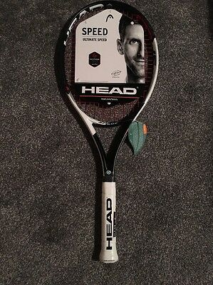 Brand New Head Graphene Speed Touch S 2017- Grip Size 2(can be increased)
