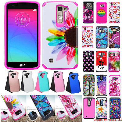 PHONE CASE FOR ZTE Zmax One LTE / Tracfone Max One Case Heavy Duty