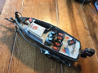 NASCAR Collectibles, #3Dale Earnhardt Winner's Circle 25th Anniversary Bass Boat