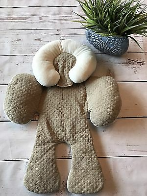 JJ Cole Collection Baby Body Support Car Seat Insert