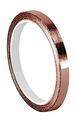 TapeCase Copper Foil Tape with Acrylic Adhesive Converted from 3M 1125 6 Yd L...