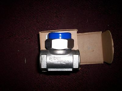"Spirax Sarco 3/4"" TD52 Steam Trap New In Box"