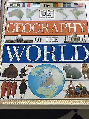 Geography of the World by GK
