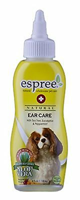Espree Animal Products Ear Care Cleaner, 4-Ounce (118 Ml)