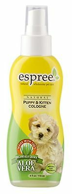Espree Animal Products Puppy and Kitten Baby Powder Cologne, 4-Ounce (118 Ml)