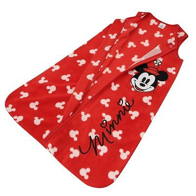 Minnie Mouse Baby Sleeping Bag Size 3-6 Months