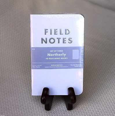 Field Notes Northerly Edition (Winter 2011) Sealed Notebook 3-Pack