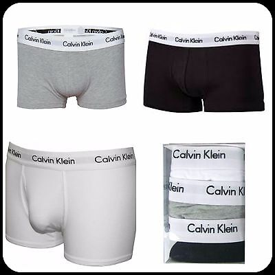 Calvin Klein Men GIFT Set,Underwear,Boxer,Trunk ,Briefs,CLASSIC-MULTI PACK OF 3