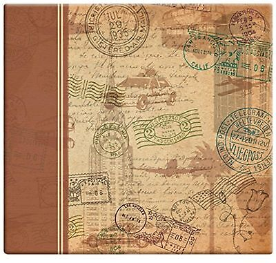 """MCS 860110 Travel Scrapbook Album with 12""""x12"""" Top Load Pages"""
