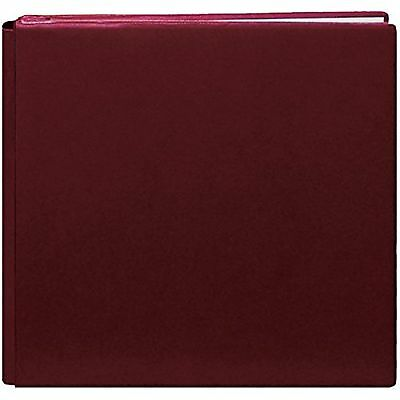 Pioneer Photo Albums 12 x 12-Inch Postbound Leather Family Treasures Memory B...