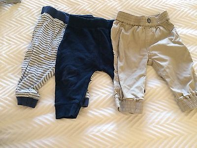Baby Boys Country Road Pants - Size 0
