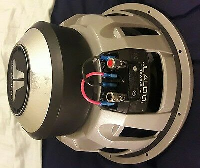 "Jl Audio 12W6V2-D4 12"" Subwoofer Car Audio Sub 12W6V2D4"