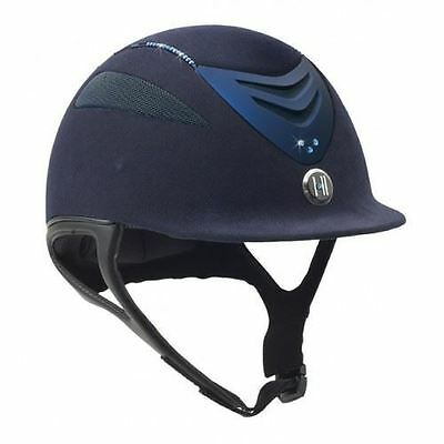 OneK Defender Swarovski PAS015 Riding Jumping Competition Helmet Removable Liner