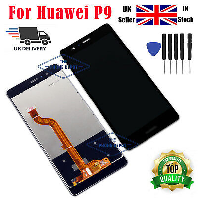 Replacement For Huawei P9 EVA-L09 LCD Touch Digitizer Screen Display Assembly UK
