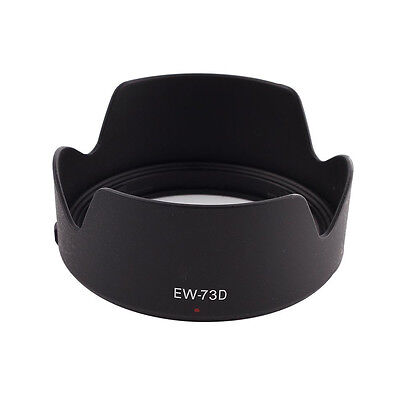 EW-73D Lens Hood Shade Protector Cover For  EF-S 18-135mm f/3.5-5.6 IS G1H7
