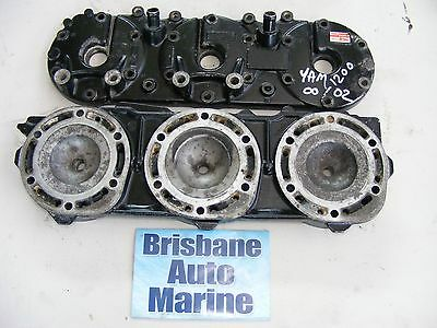 Yamaha Gp1200R Xl 1200 Xlt1200 Ltd 99 - 03 Cylinder Head