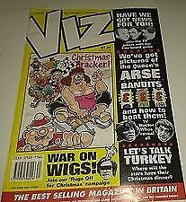 VIZ Comic Issue 63 December 1993
