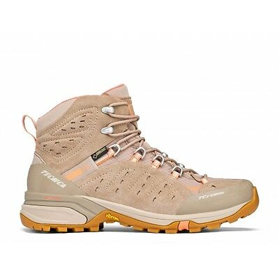 Chaussures Tecnica T-cross High Gtx Ws Beige Coral