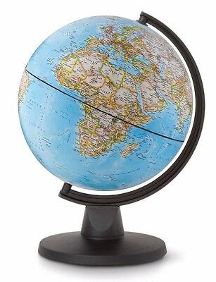 Desk Globe 16cm NATIONAL GEOGRAPHIC Physical & Political Globe 'Classic'