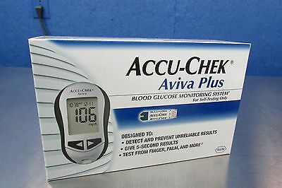 Accu-Check Aviva Plus units only in box a seen