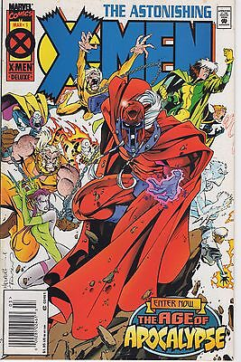 THE ASTONISHING X-MEN #1 Age of Apocalypse [1995 Marvel] VF/NM or Better