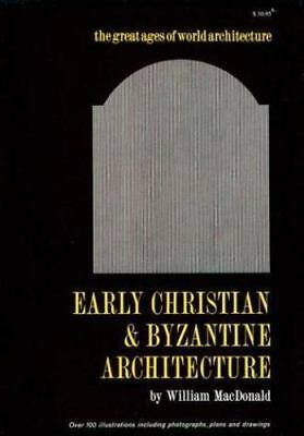 Early Christian and Byzantine Architecture-ExLibrary