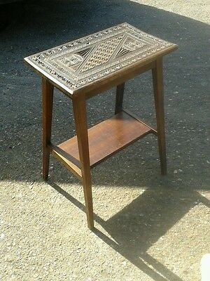 Arts & Crafts Hall/Side Table