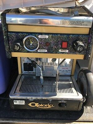 Astoria AEP commercial Expresso Machine C.m.a.