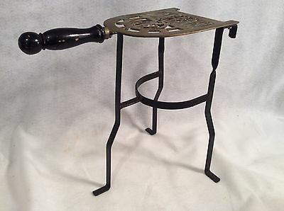 Vintage Fireplace Stand for Kettle