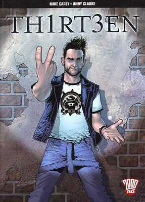 TH1RT3EN  by M. J. Carey 2005 (Paperback)  Graphic Novel by 2000 AD Comics