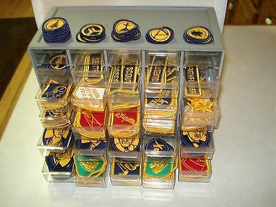 Lot of Vintage BSA Boy Scouts of America patches New
