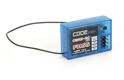 Core RC Code 2.4GHz FHSS Mini Receiver - For CR151 #CR152