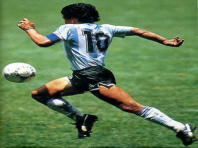 HERO!  Film of the 1986 World Cup on DVD