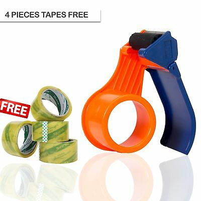New PROSUN Handheld 2 Inch Tape Gun Dispenser Packing Packaging Sealing Cutter