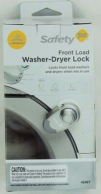 Safety 1st Front Load, Washer - Dryer Lock. Child Safety Lock, Home Safety