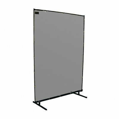 Steiner 53206-HD 6' x 10' Protect-O-Screen Gray Transparent Vinyl Weld Screen