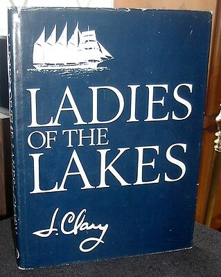 Ladies of the Lakes by James Clary (1989, Hardcover, DJ)