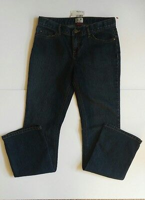Boys Size 14 Bootcut New With Tag Dark Blue Jeans - The Childerens Place
