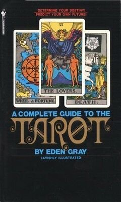 A Complete Guide To The Tarot NEW FREE SHIPPING