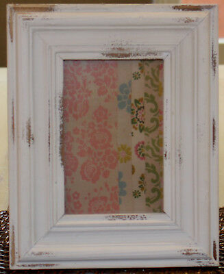 """* REDUCED *      Rustic  Wood  Photo Frame   (  6 """"  x   4  """" )     BRAND NEW"""