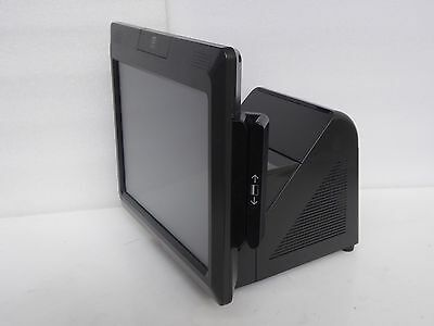 """NCR 1200 7403 Real POS TouchScreen System 15"""" Windows XP"""