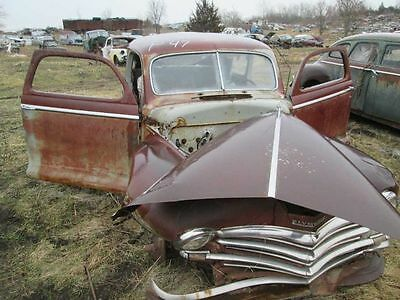 47 Plymouth 1947 Drivers Side Front Window Regulator